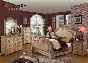HRB5471 Bed Room Set